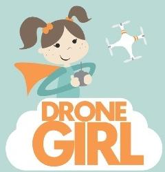 drone girl drone training