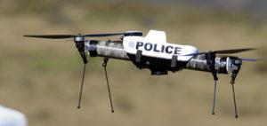 Be cautious as you develop your law enforcement UAV.