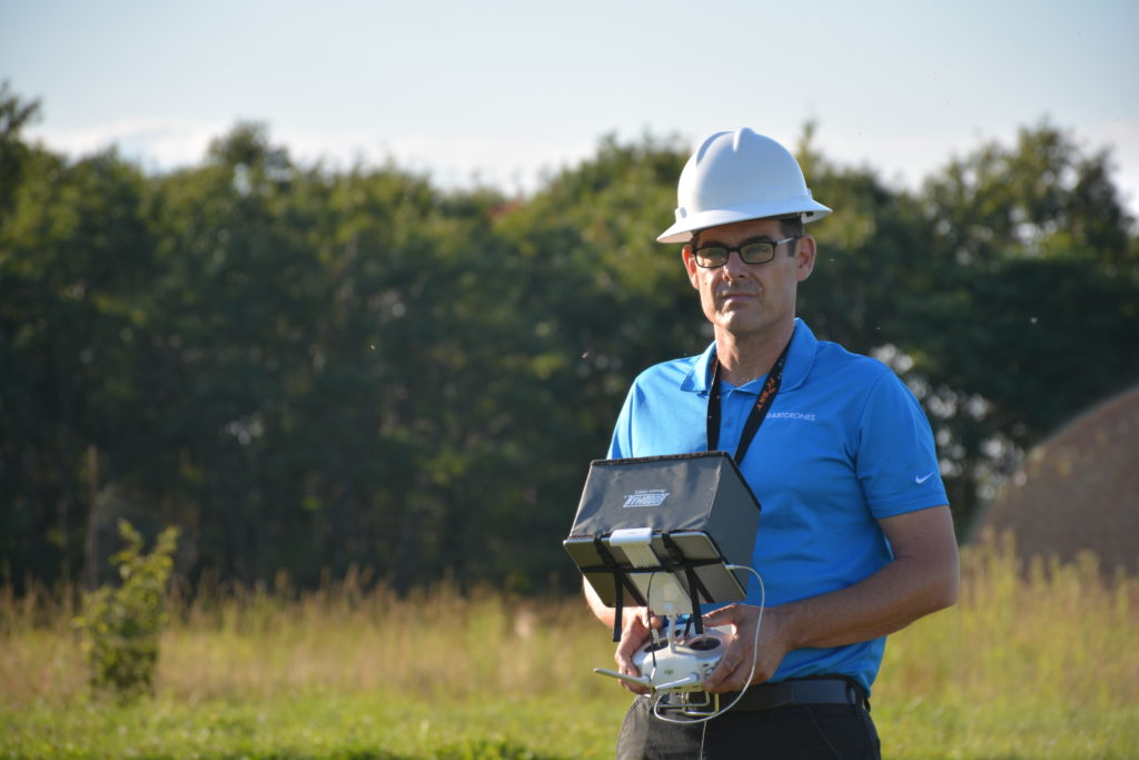 DARTdrones UAV Operator Training: On-site drone operator training