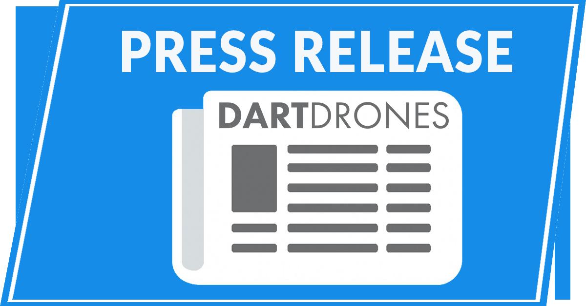 DARTdrones Press Release