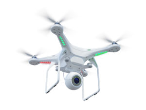 There are many uses for drones for real estate.
