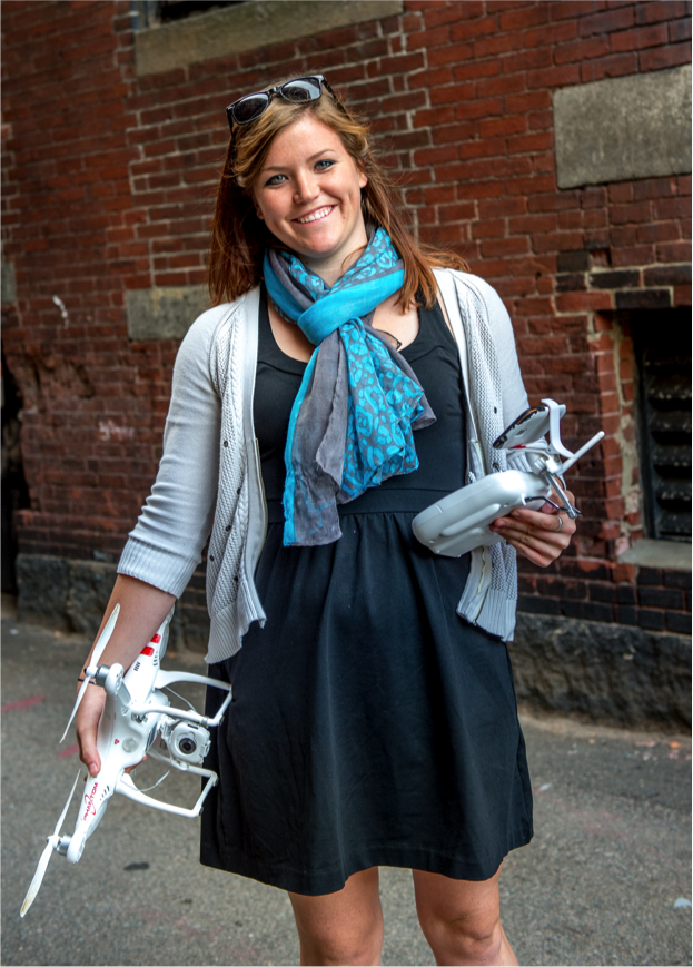 DARTdrones co-founder Abby Speicher to speak at Xponential