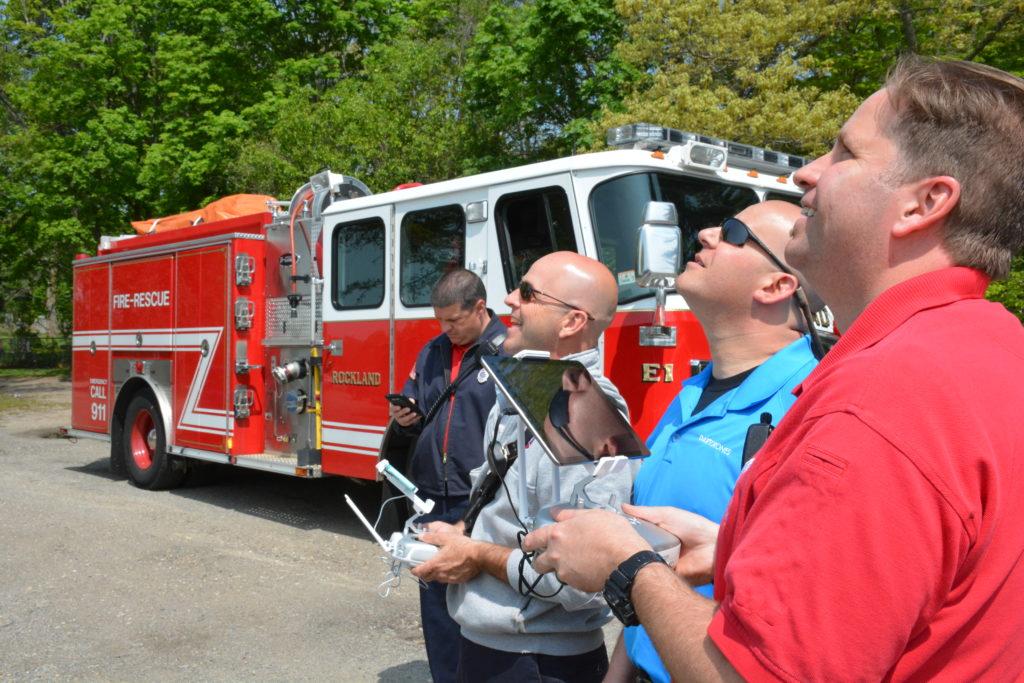 DARTdrones public safety grants