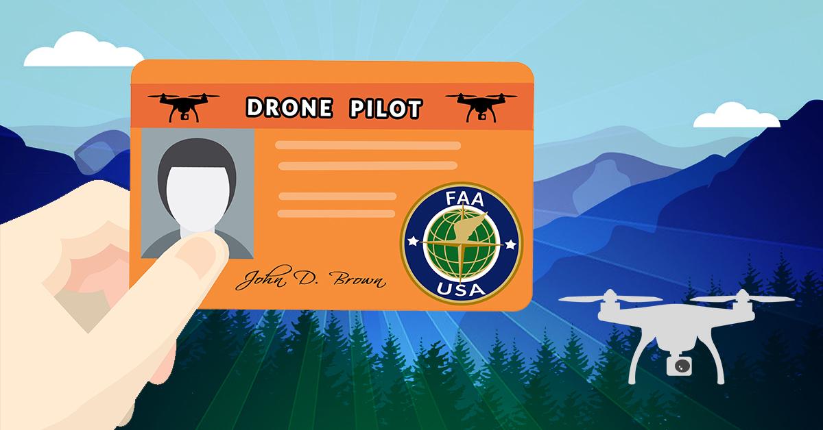 drone camera integree