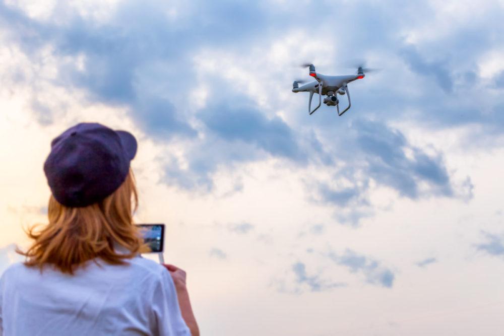 Drone Training Scholarships
