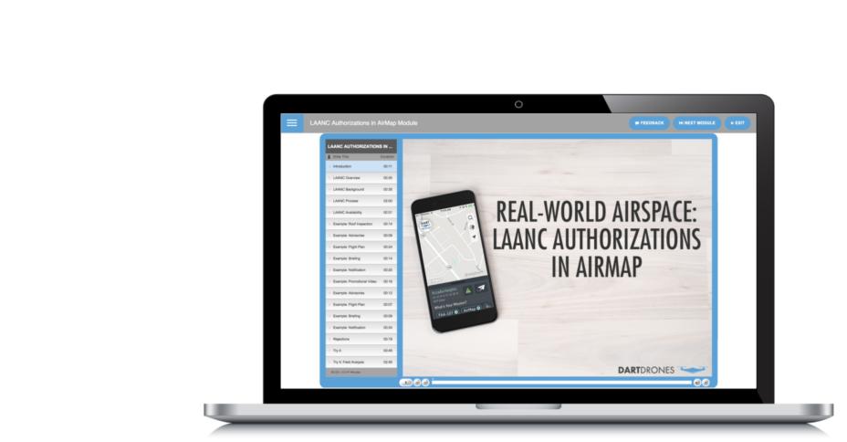 Real-World Flight Planning and Execution Program - DARTdrones