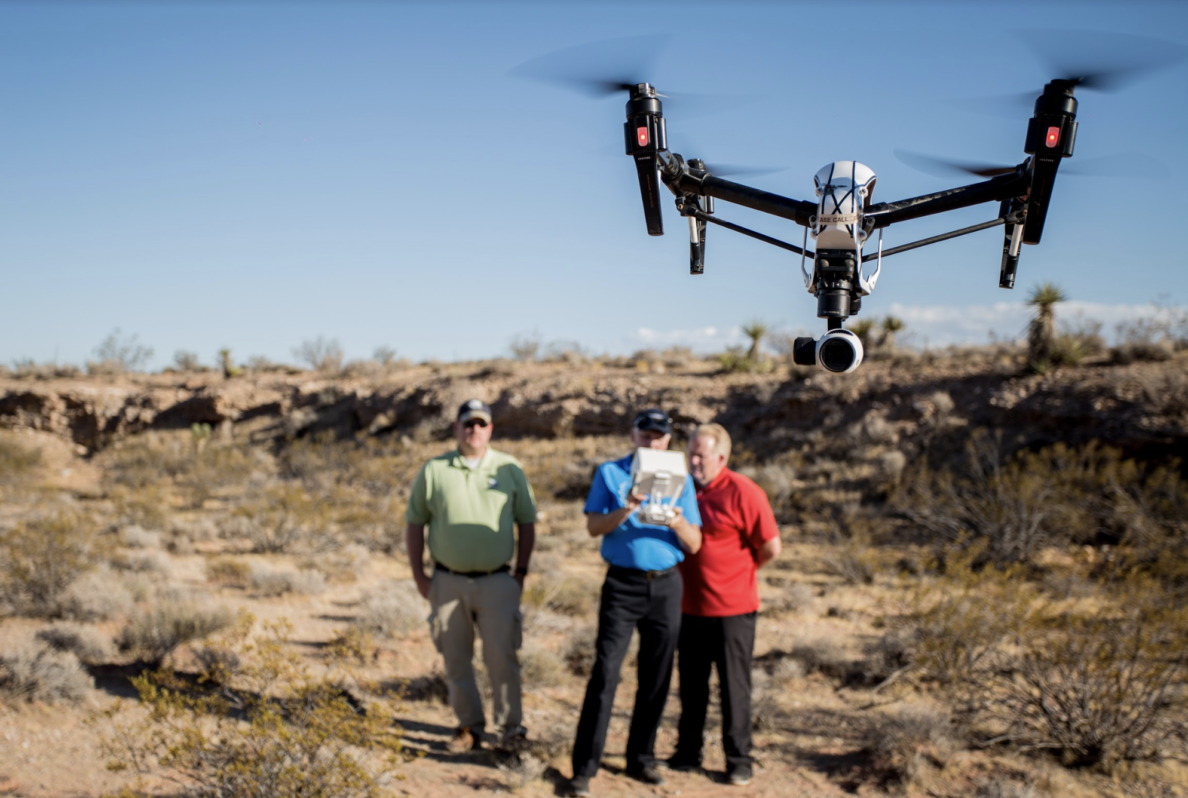 Aerial Photography and Videography In-Person Drone Training
