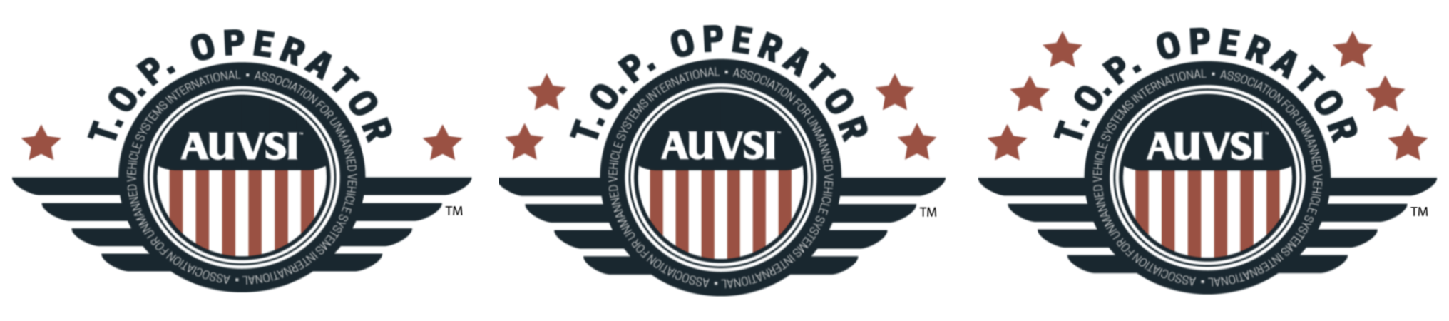 Trusted Operator Program Levels 1, 2 and 3.