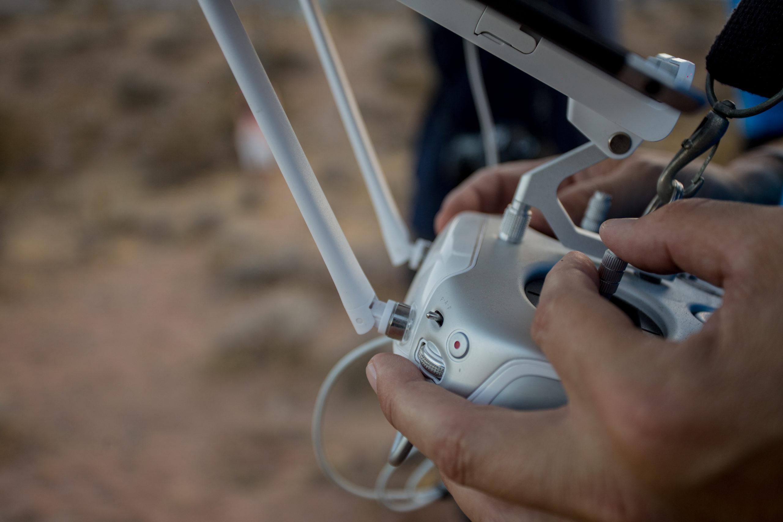 Obtaining your drone pilot license